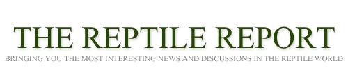 The Reptile Report