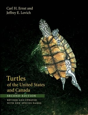 Turtles of the United States and Canada, 2nd edition - Ernst and Lovich