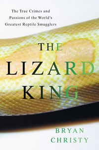Lizard King - Christy