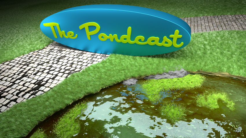 The Pondcast - a production of theTurtleRoom.org