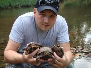 Steve Rozhon - Conservation Husbandry Specialist