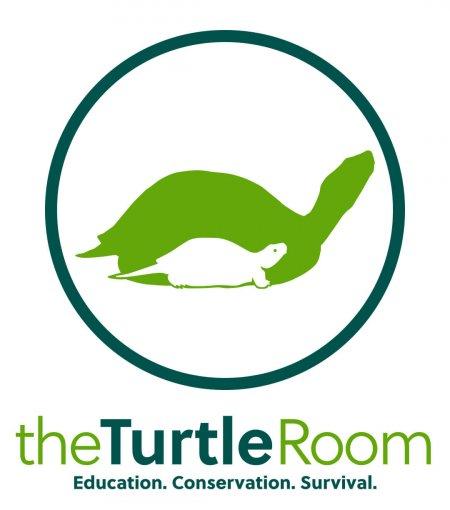 theTurtleRoom 2015 Logo T - White