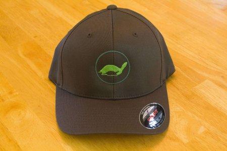theTurtleRoom 2016F FlexFit Hat - Dark Gray
