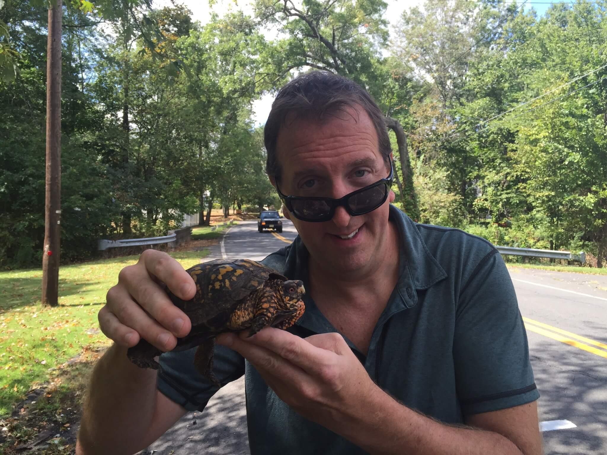 Scott Hendrickson, Conservation Husbandry Specialist - theTurtleRoom