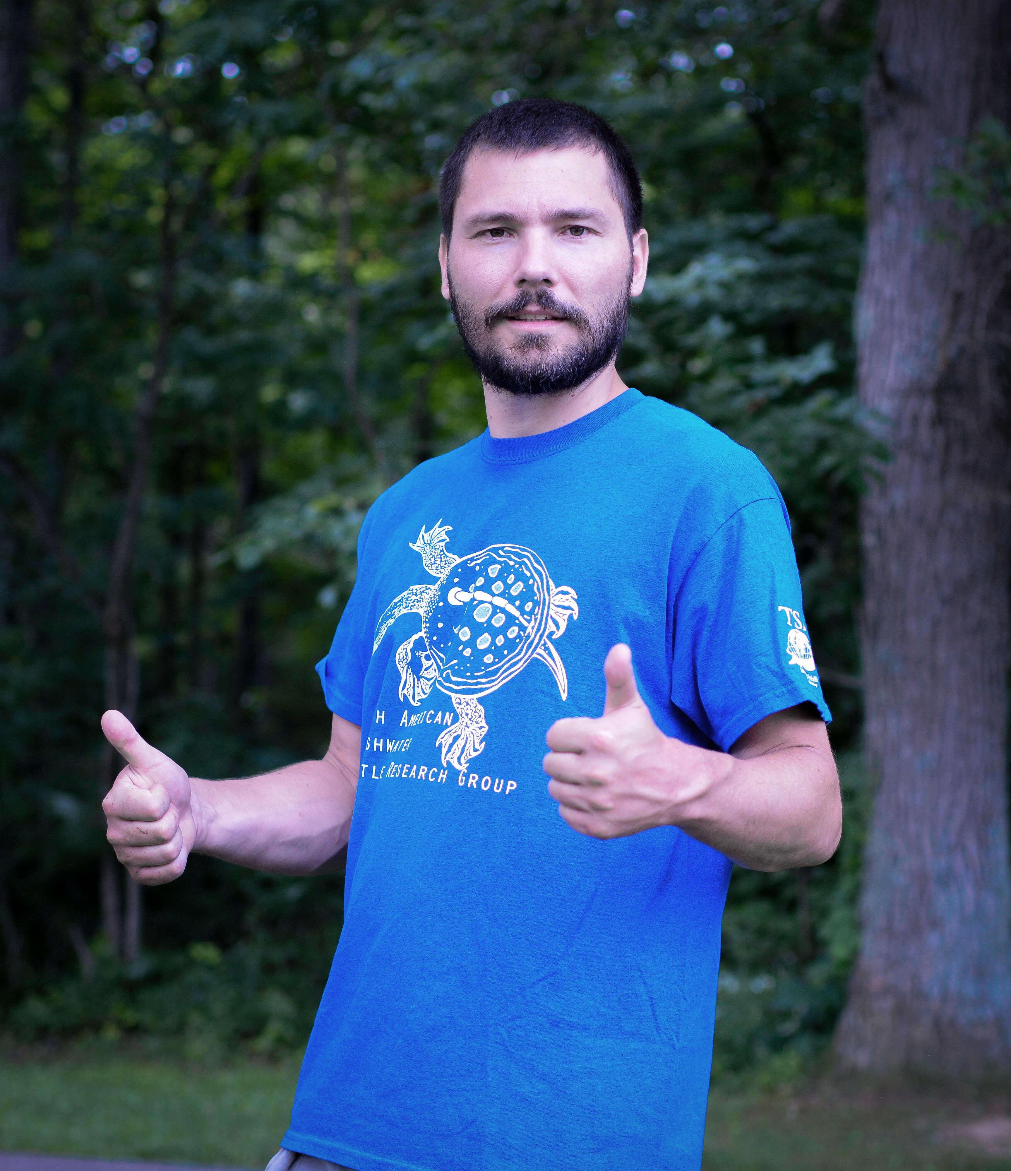 Andy Weber, Director of Field Programs - theTurtleRoom