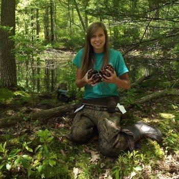 Miranda McCleaf, Field Project Manager - theTurtleRoom