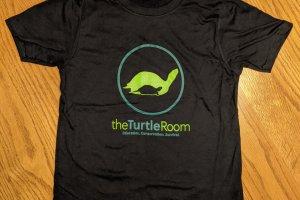 theTurtleRoom Kids Logo T