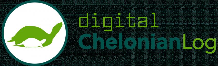 Digital Chelonian Log Logo
